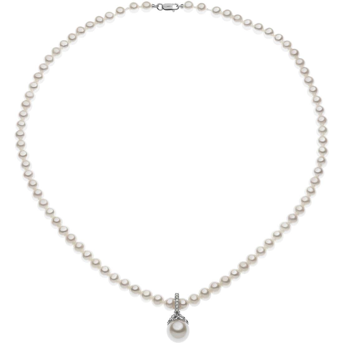 collana donna gioielli Comete Candore FWQ 210