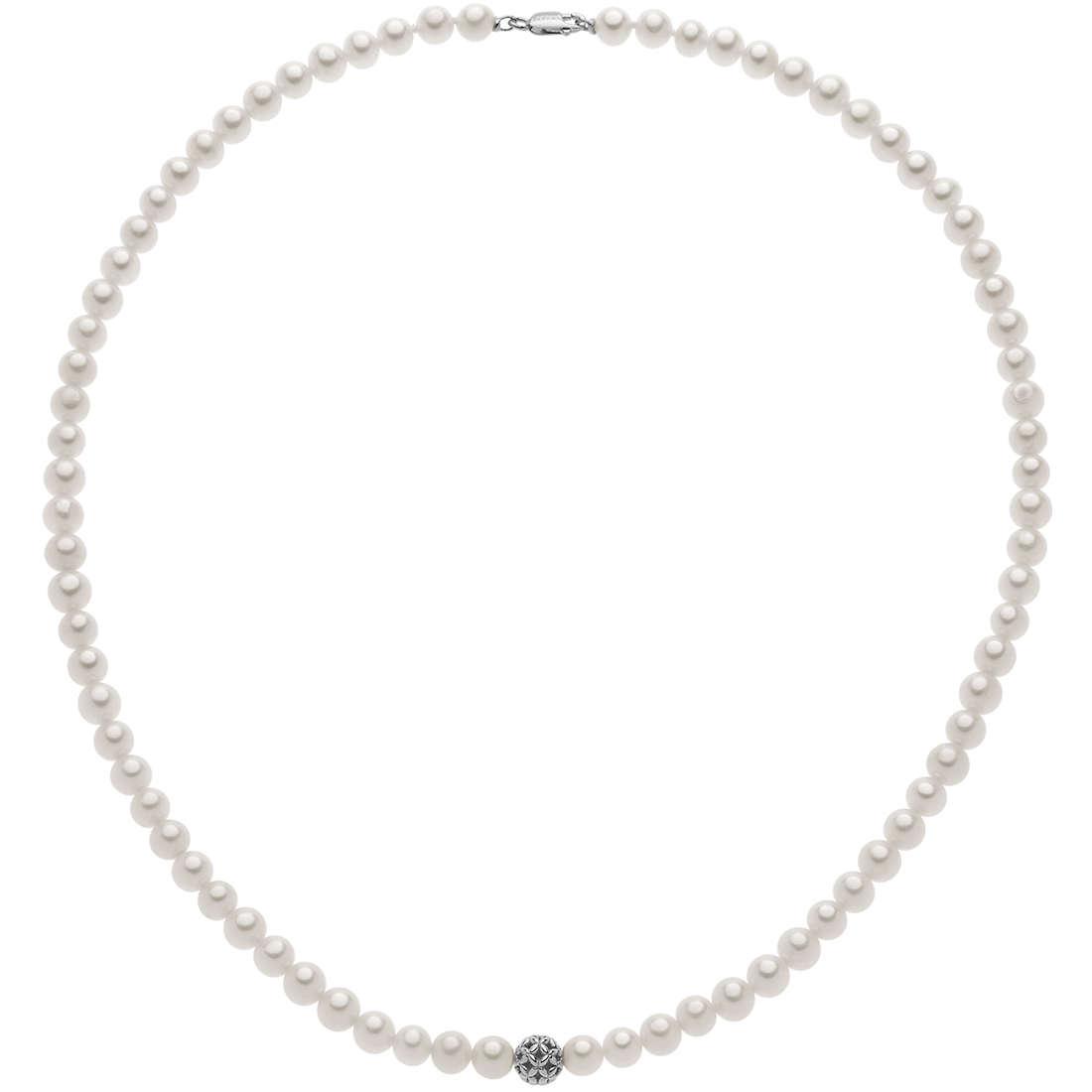 collana donna gioielli Comete Candore FWQ 245 B
