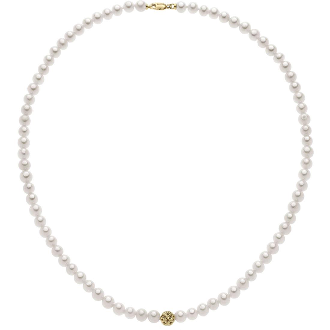 collana donna gioielli Comete Candore FWQ 245 G