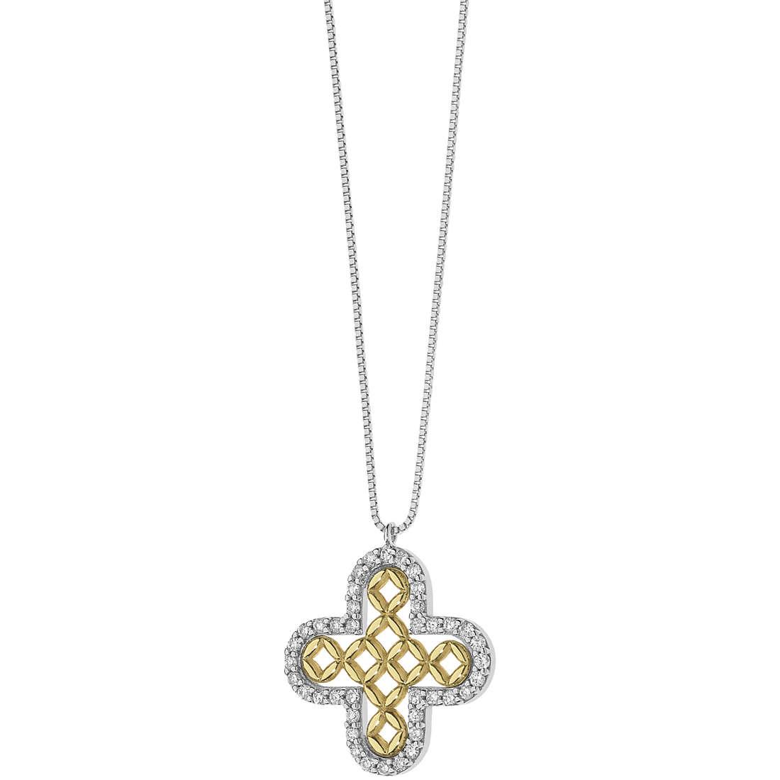 collana donna gioielli Comete Candore GLB 1292