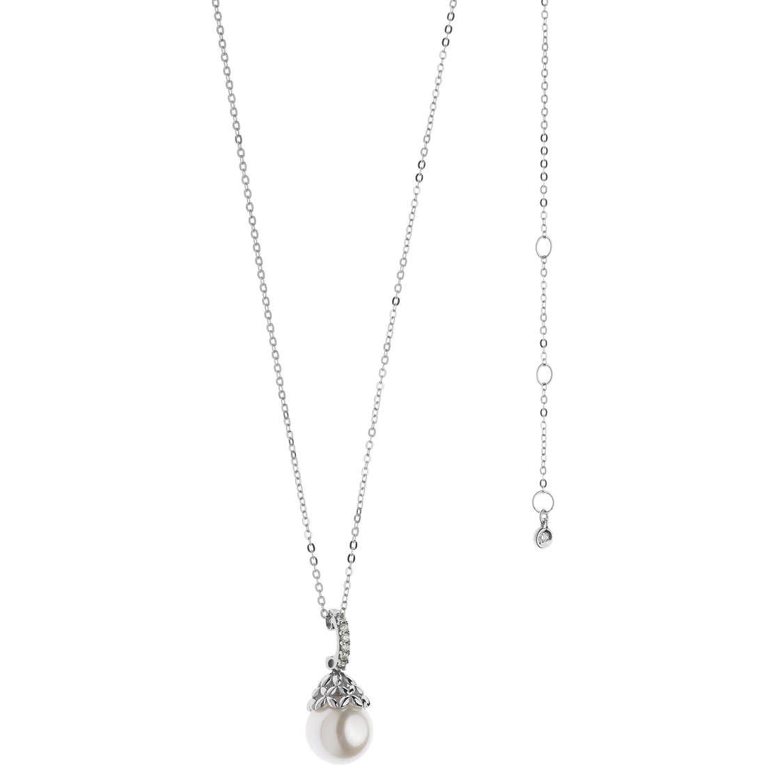 collana donna gioielli Comete Candore GLP 457