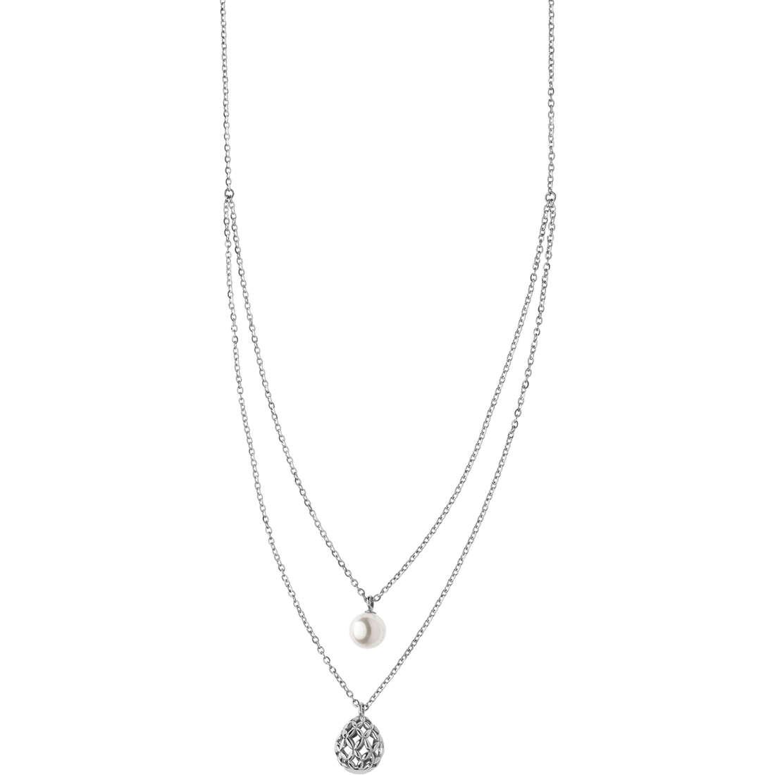 collana donna gioielli Comete Candore GLP 519