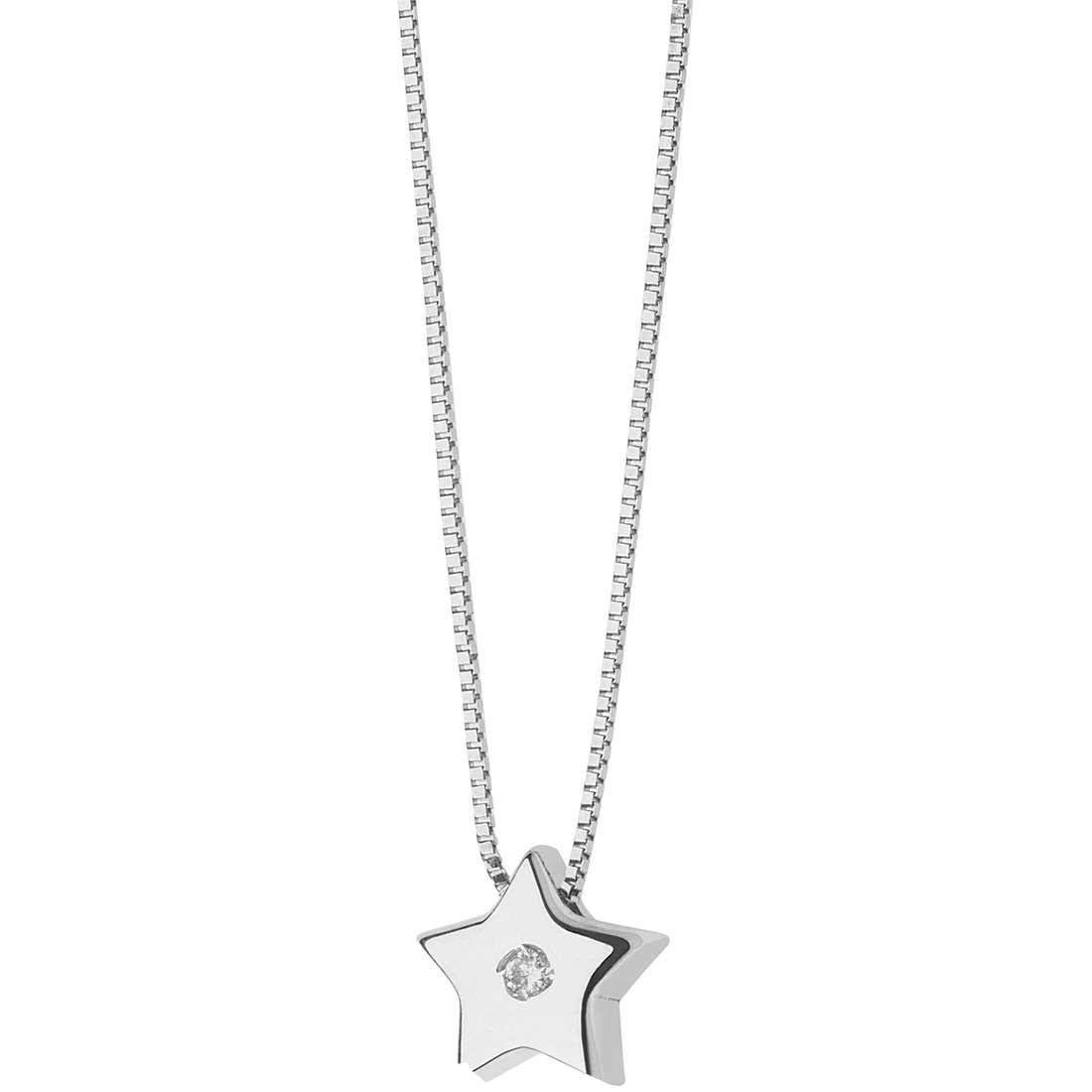collana donna gioielli Comete Cerimony GLB 1264