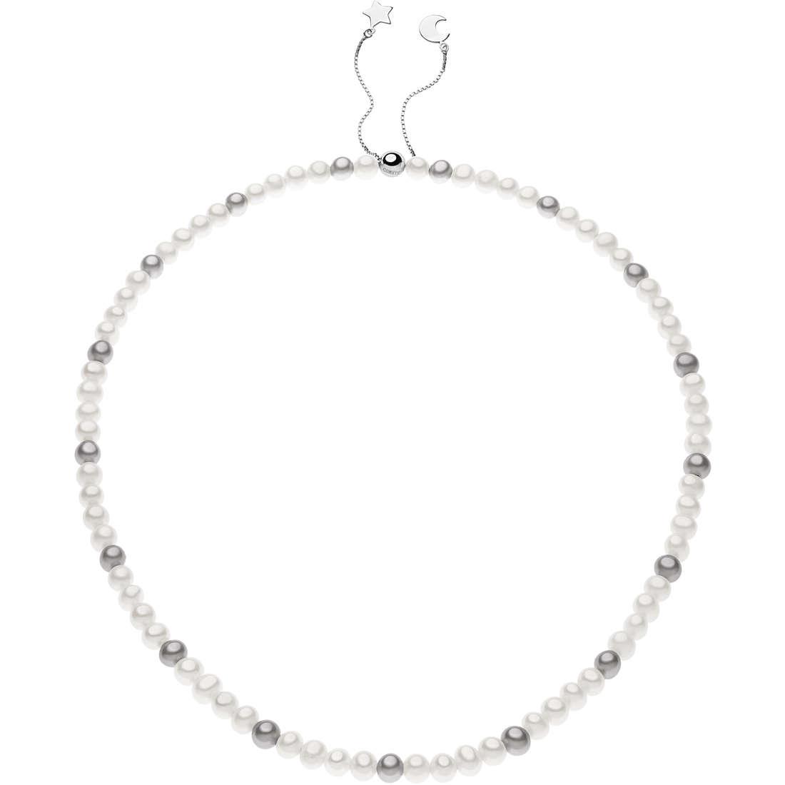 collana donna gioielli Comete Cherie FWQ 228