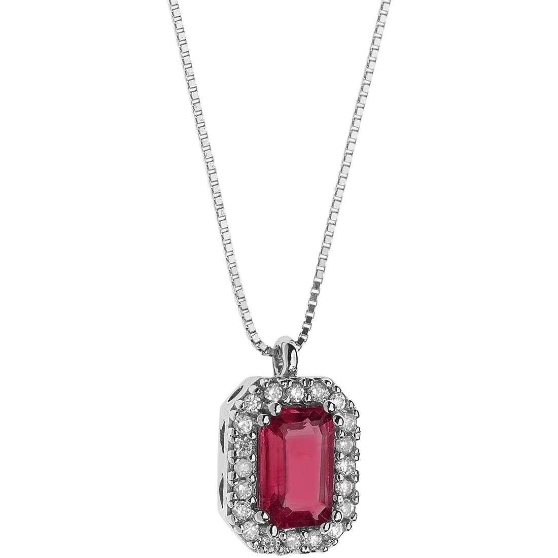 collana donna gioielli Comete Classic 07/14 GLB 1160