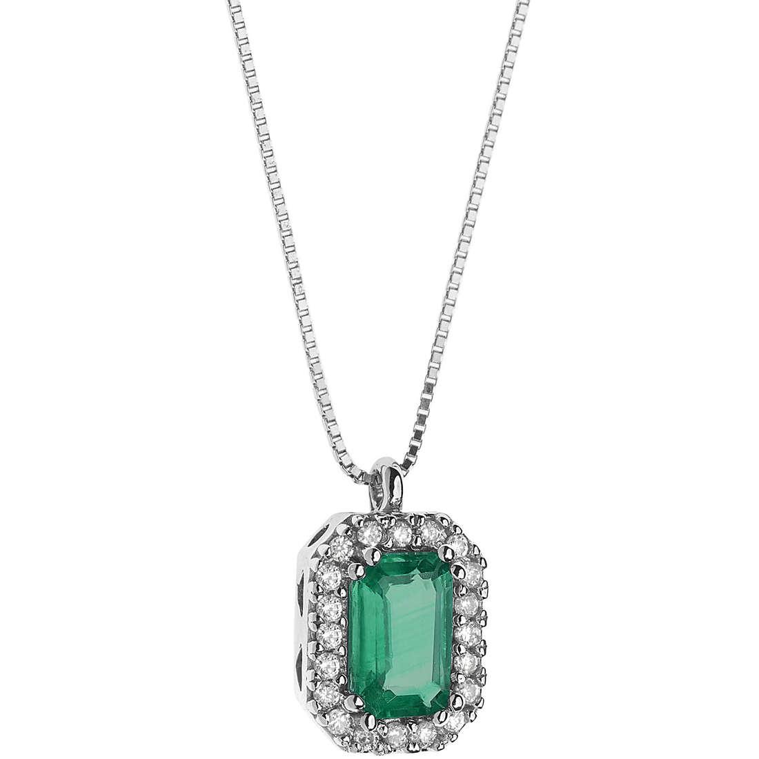 collana donna gioielli Comete Classic 07/14 GLB 1161