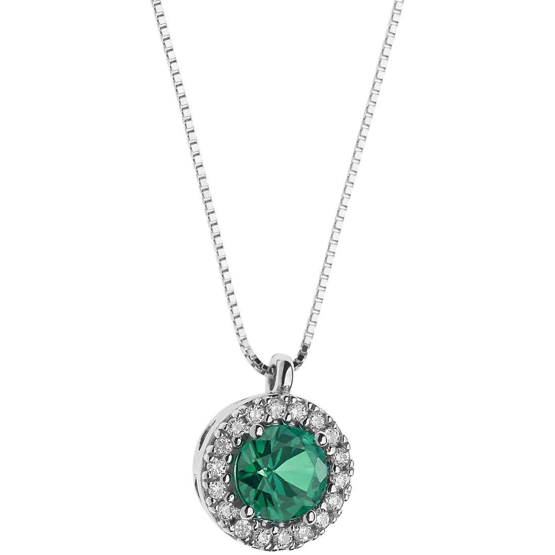 collana donna gioielli Comete Classic 07/14 GLB 1164