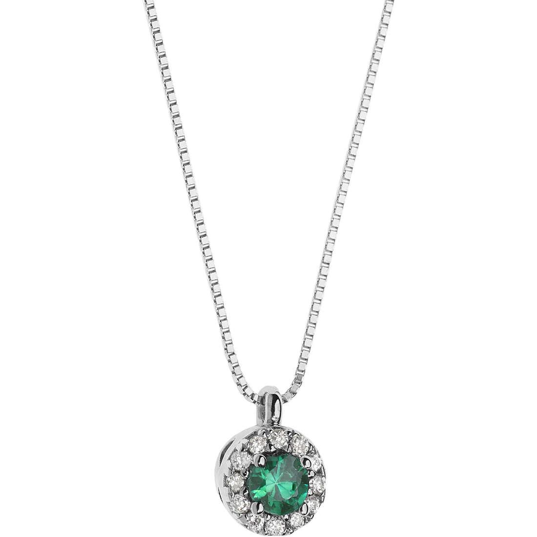 collana donna gioielli Comete Classic 07/14 GLB 1167