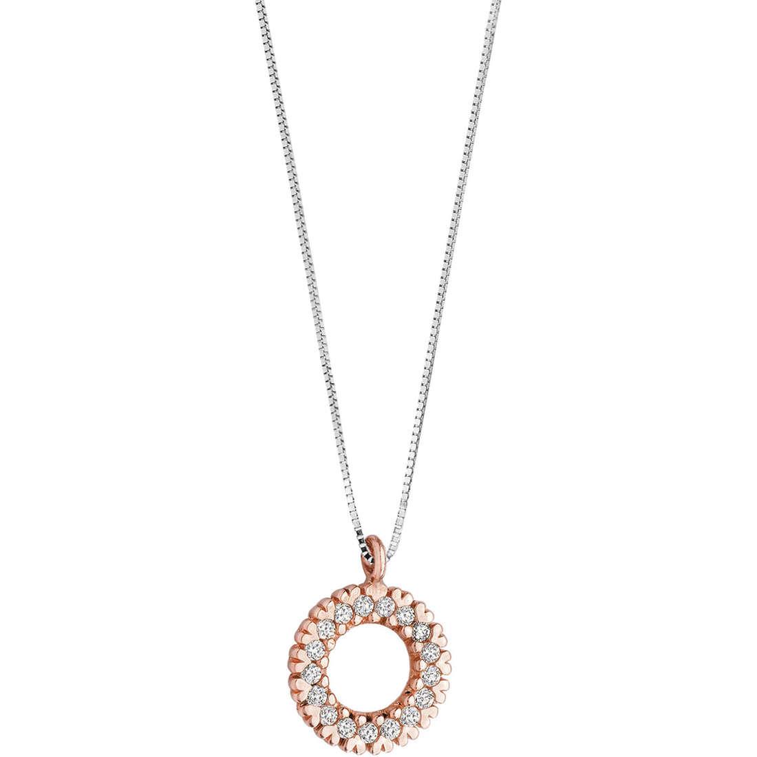 collana donna gioielli Comete Coccole GLB 1141