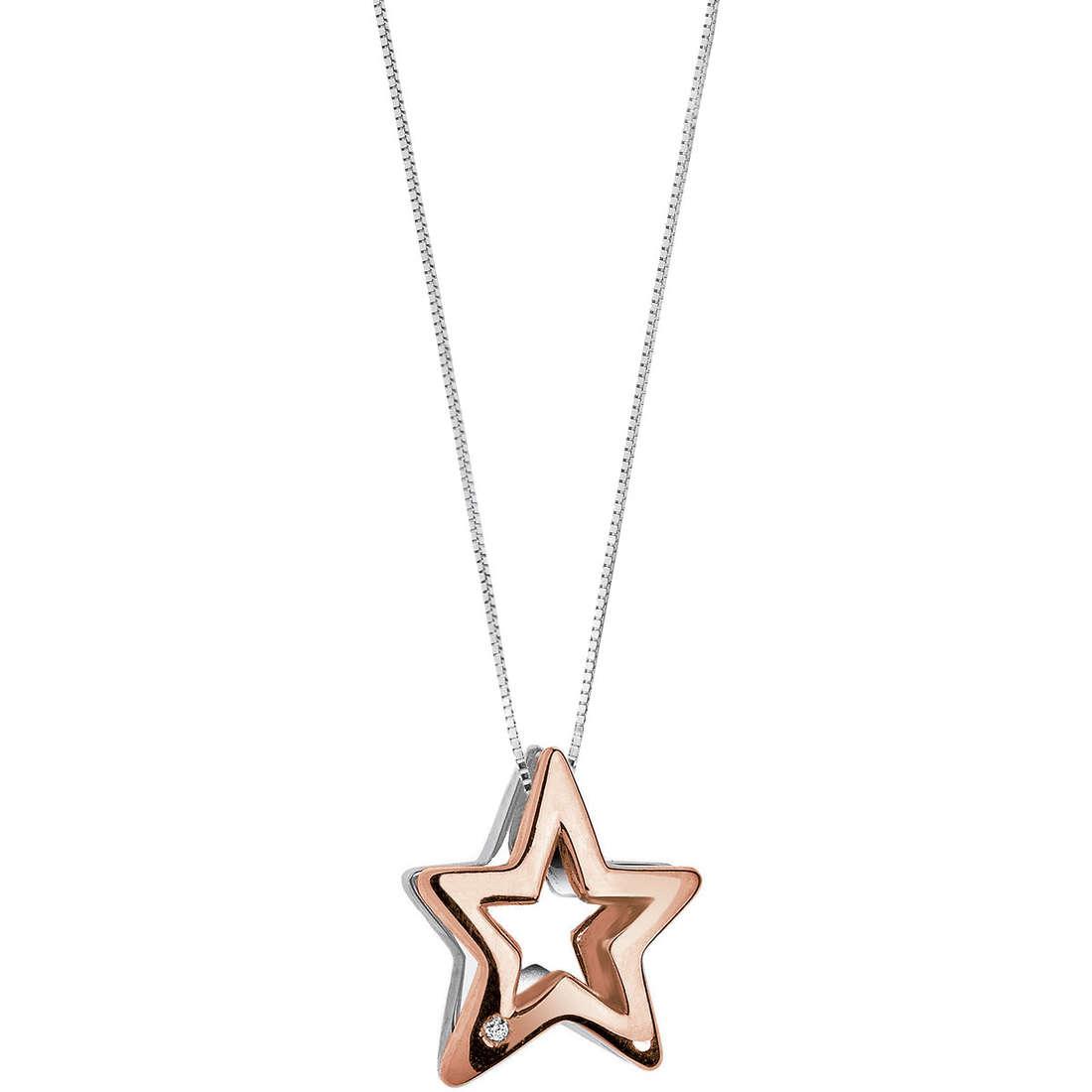 collana donna gioielli Comete Coccole GLB 1148
