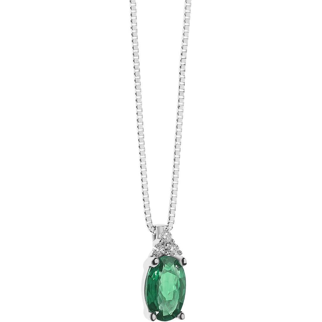 collana donna gioielli Comete Colore GLB 1223