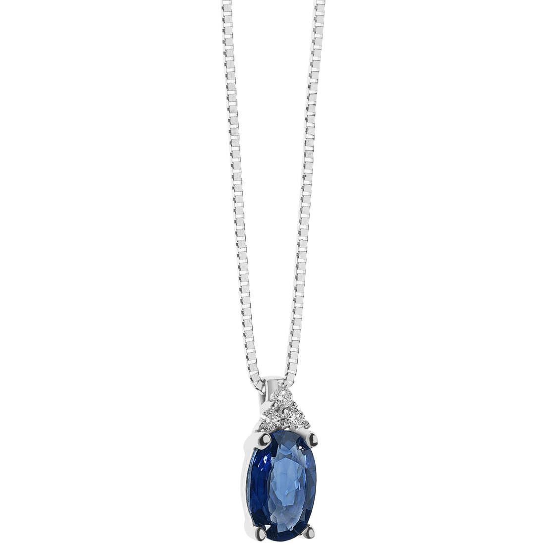 collana donna gioielli Comete Colore GLB 1224