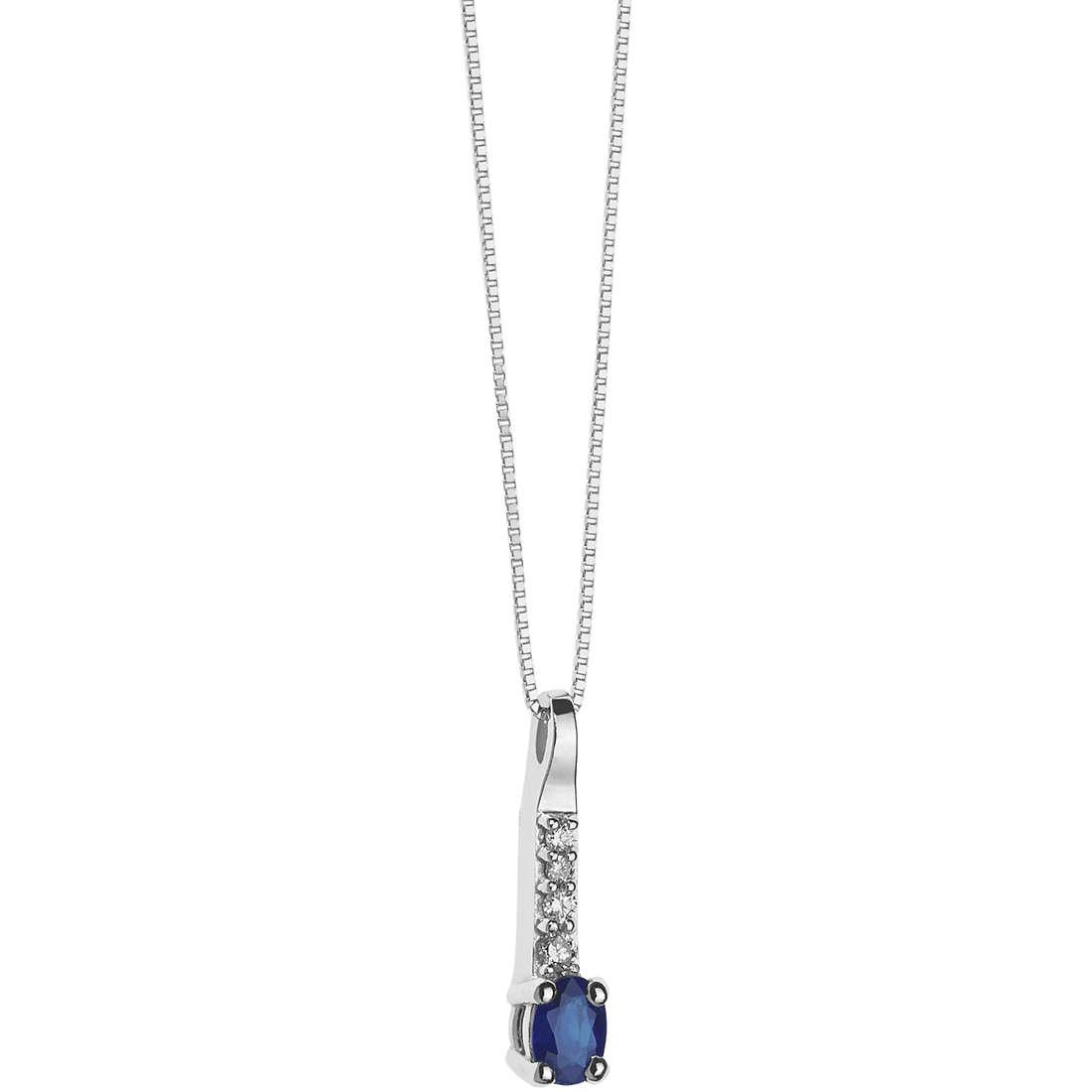 collana donna gioielli Comete Colore GLB 1257