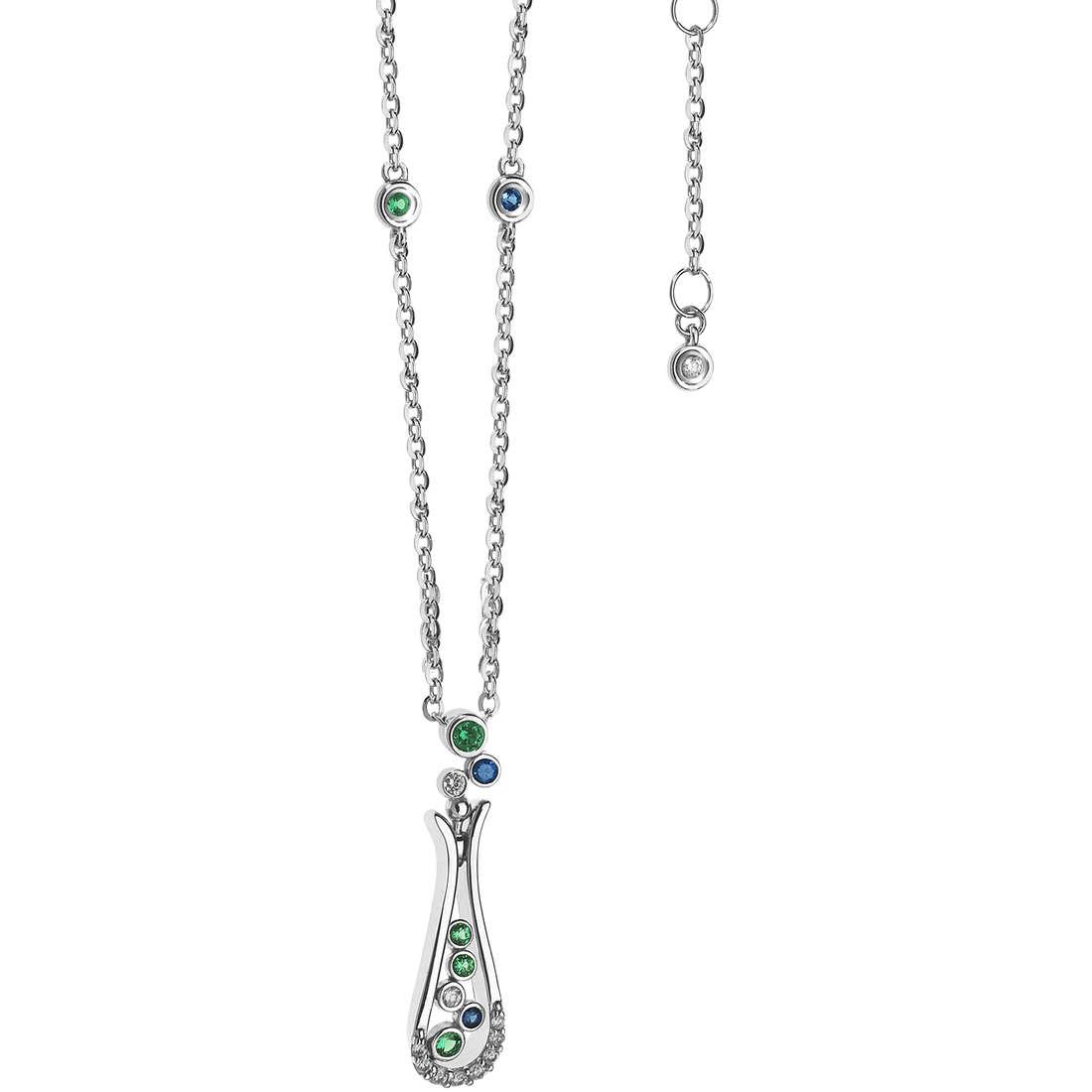 collana donna gioielli Comete Coriandoli GLB 1233