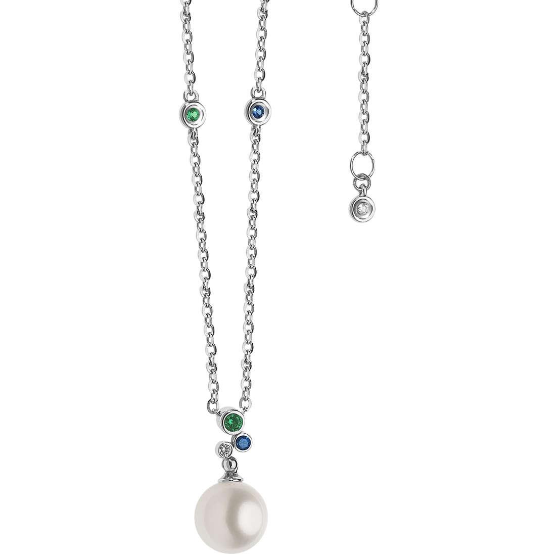 collana donna gioielli Comete Coriandoli GLP 493
