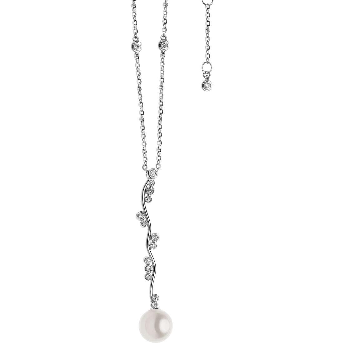collana donna gioielli Comete Coriandoli GLP 494