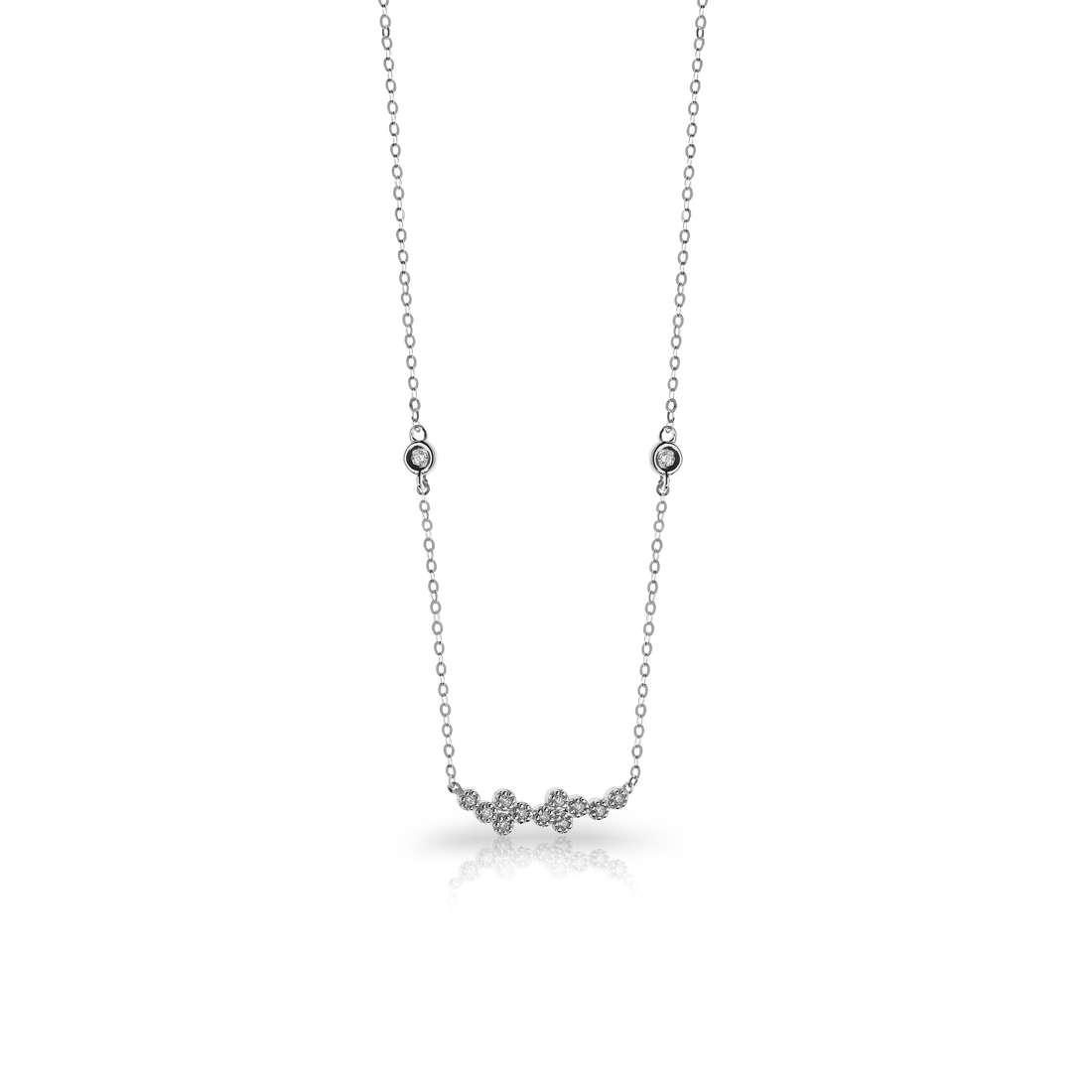 collana donna gioielli Comete Desideri GLB 1172