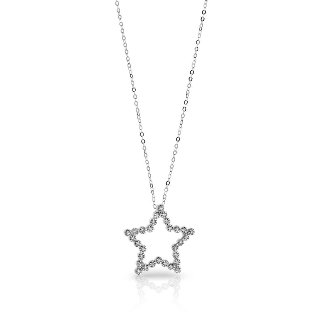 collana donna gioielli Comete Desideri GLB 1174