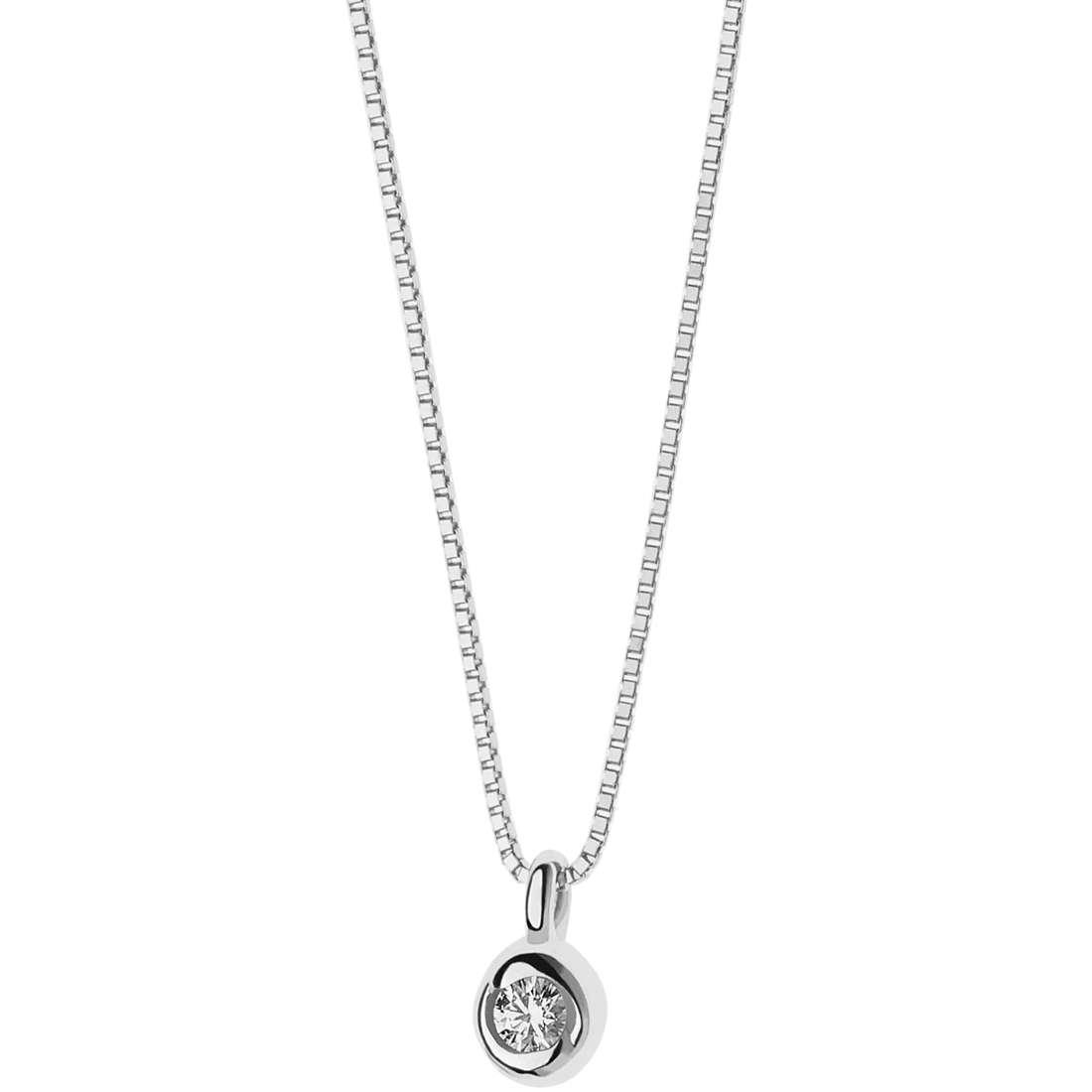 collana donna gioielli Comete Diamanti GLB 1228