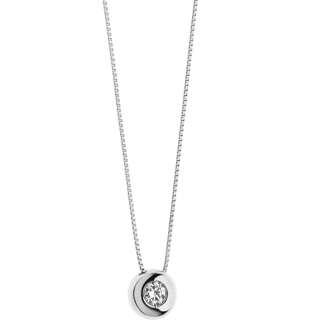 collana donna gioielli Comete Diamanti GLB 1230