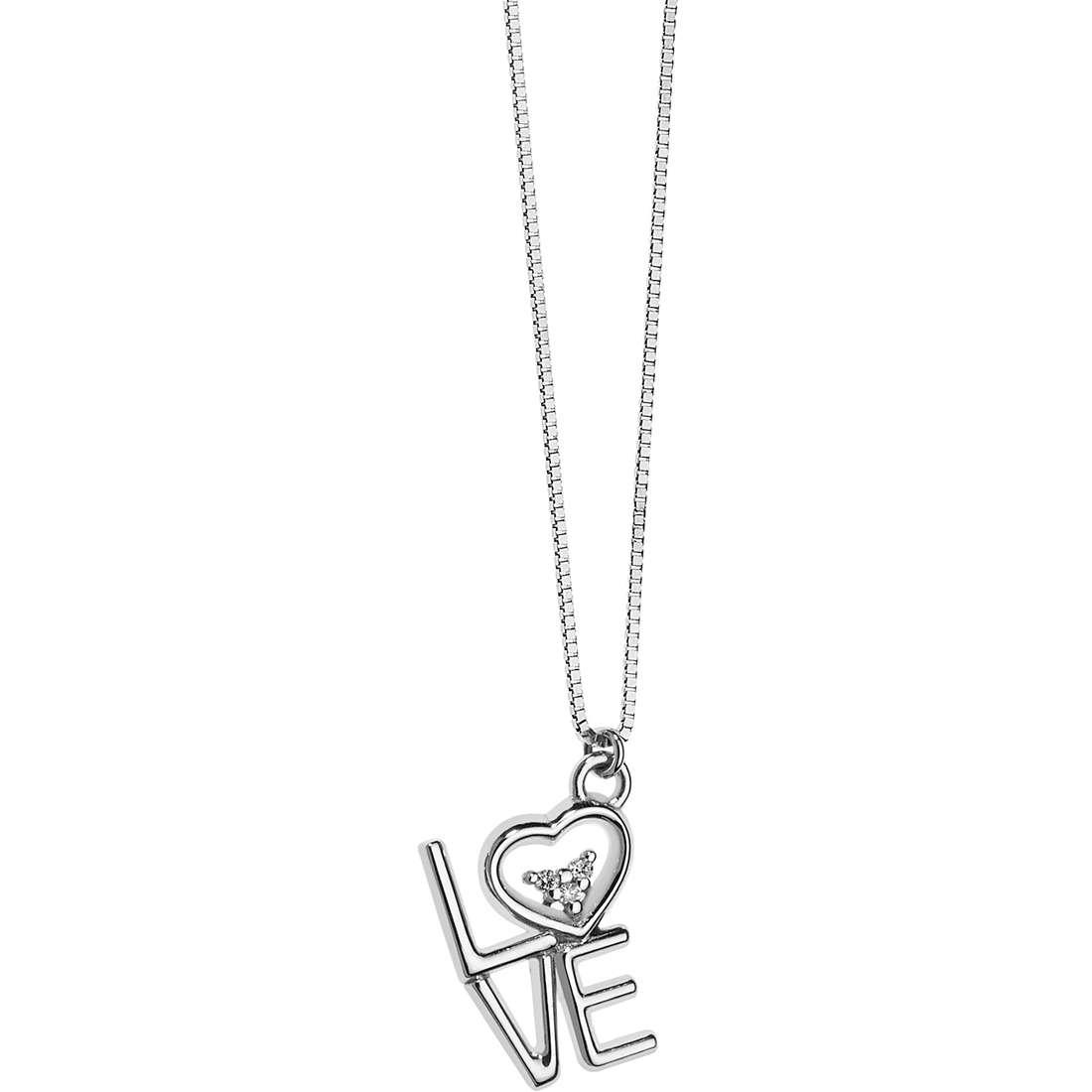 collana donna gioielli Comete Diamanti GLB 1248