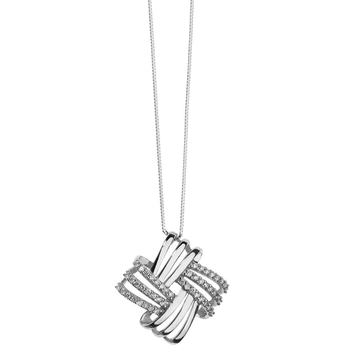 collana donna gioielli Comete Diamanti GLB 1250