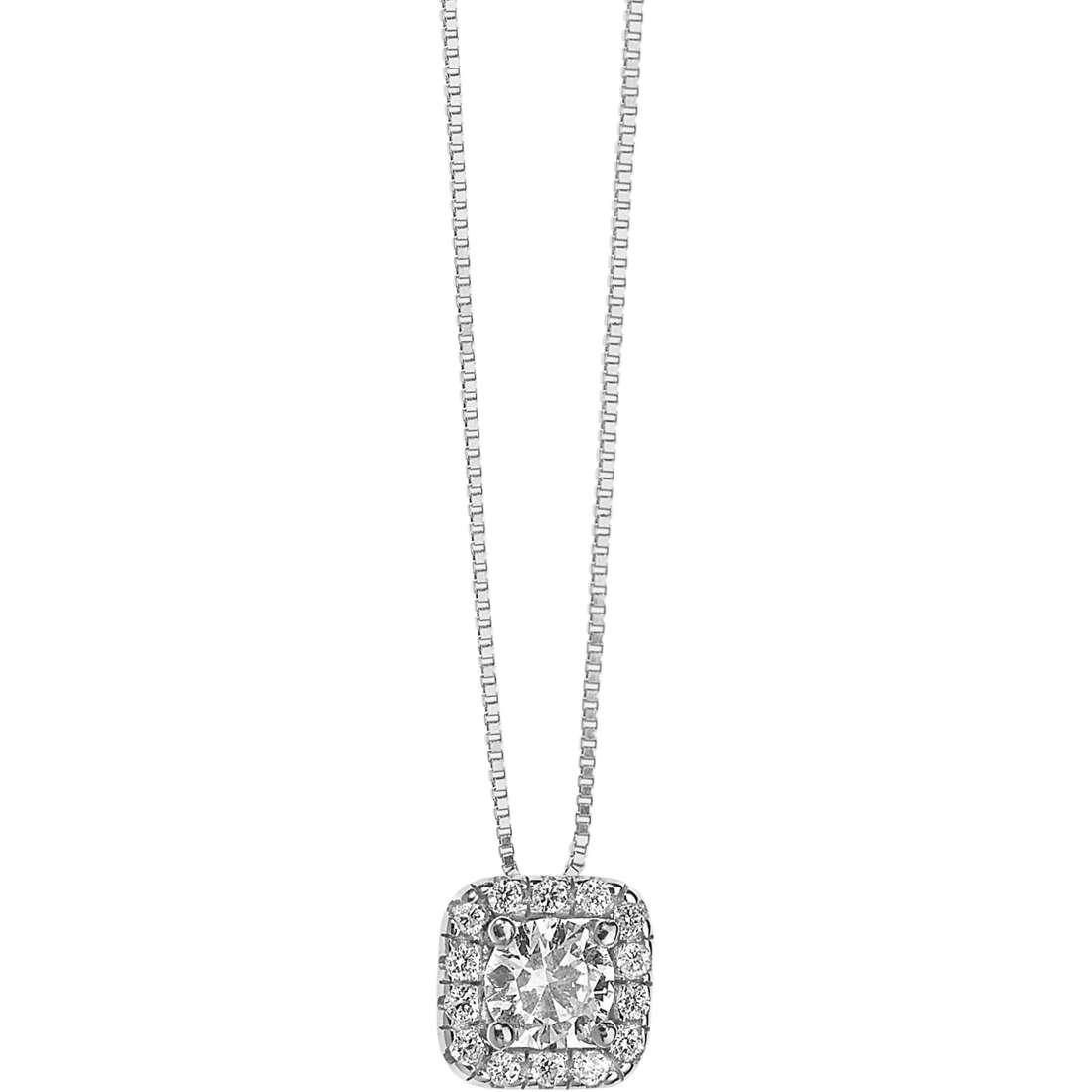 collana donna gioielli Comete Diamanti GLB 1254