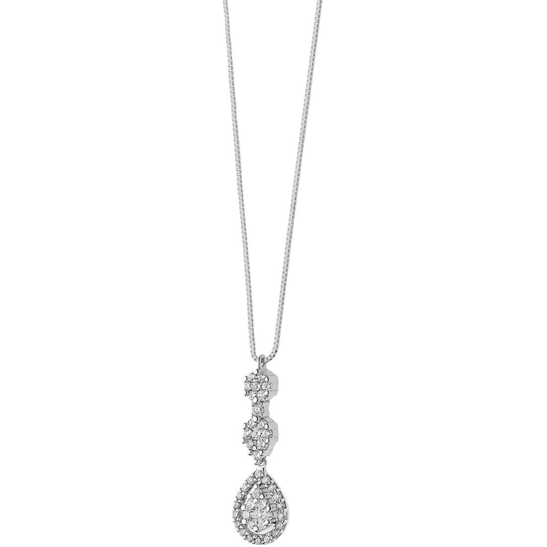 collana donna gioielli Comete Diana GLB 1328