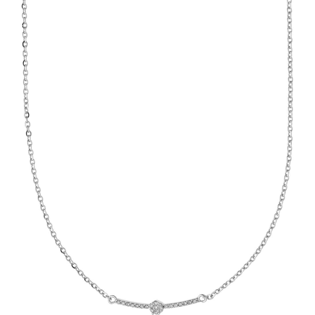 collana donna gioielli Comete Diana GLB 1342