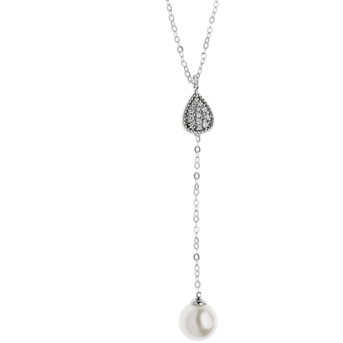 collana donna gioielli Comete Fantasie di diamanti GLP 446