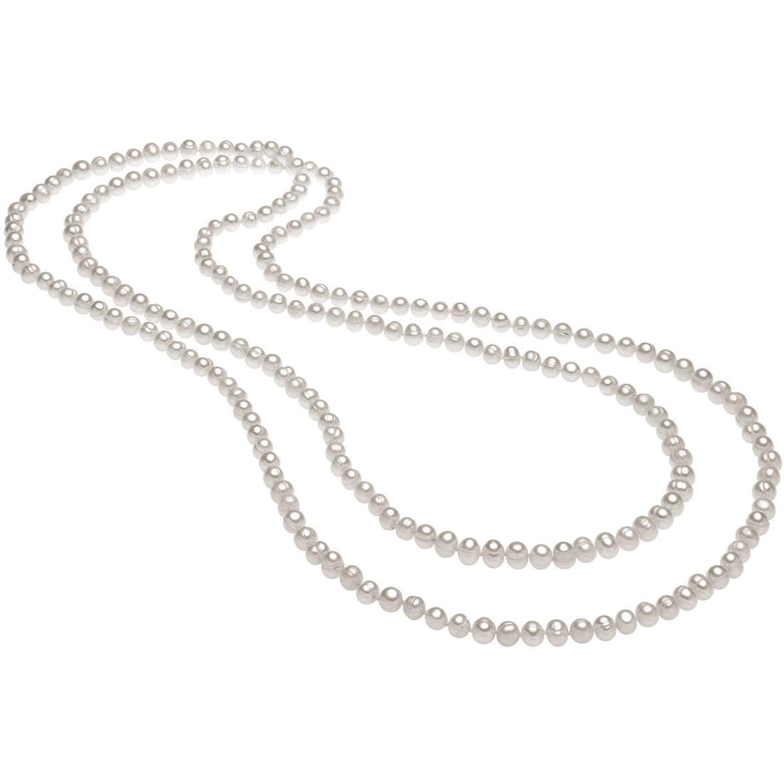 collana donna gioielli Comete Fantasie di perle FWQ 247