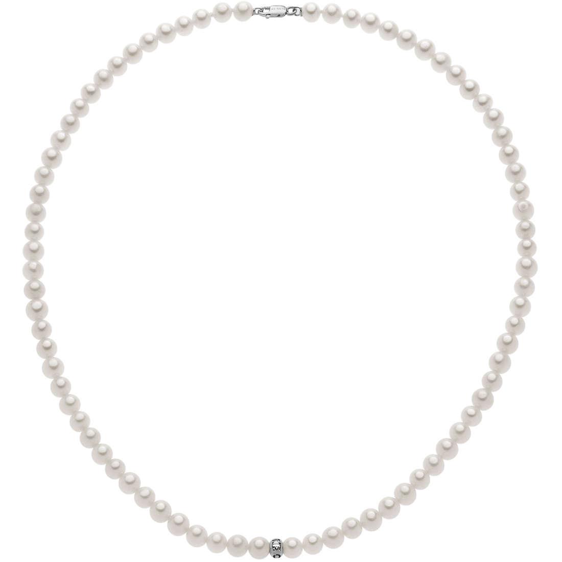 collana donna gioielli Comete Fantasie di perle FWQ 250 B