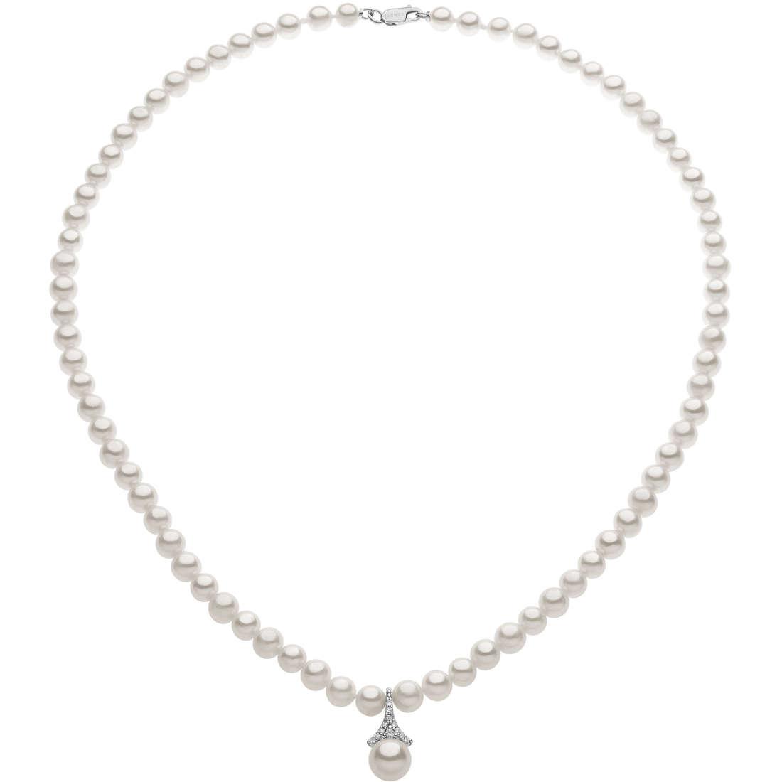 collana donna gioielli Comete Fantasie di perle FWQ 251