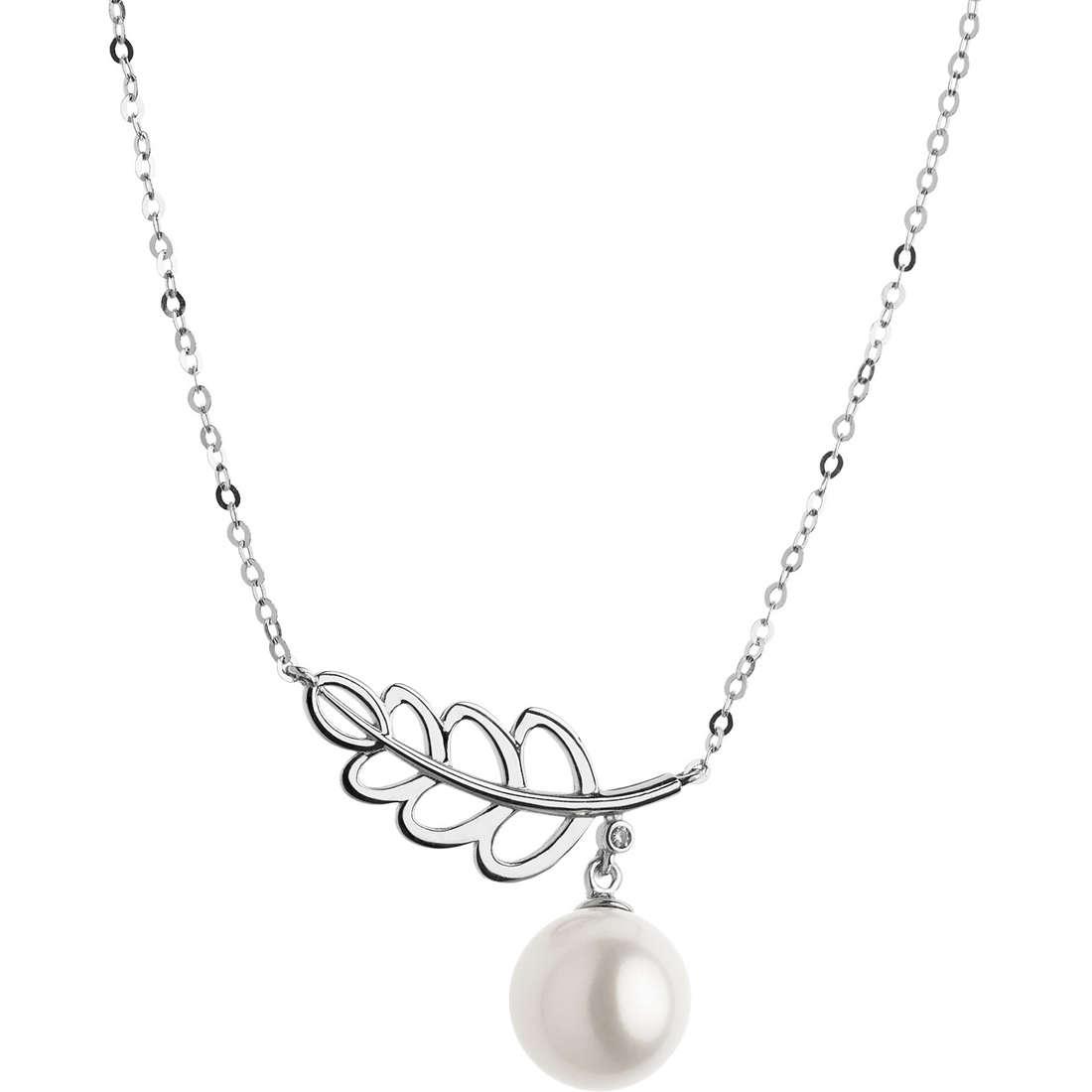 collana donna gioielli Comete Fantasie di perle GLP 471