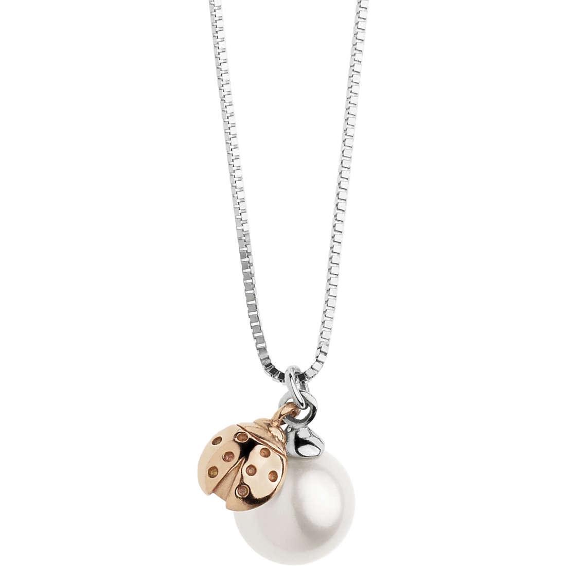 collana donna gioielli Comete Fantasie di perle GLP 474