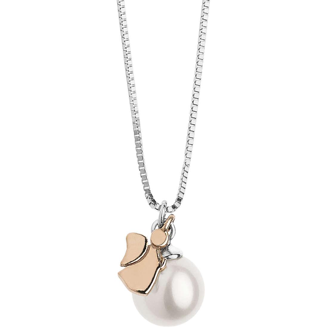 collana donna gioielli Comete Fantasie di perle GLP 475