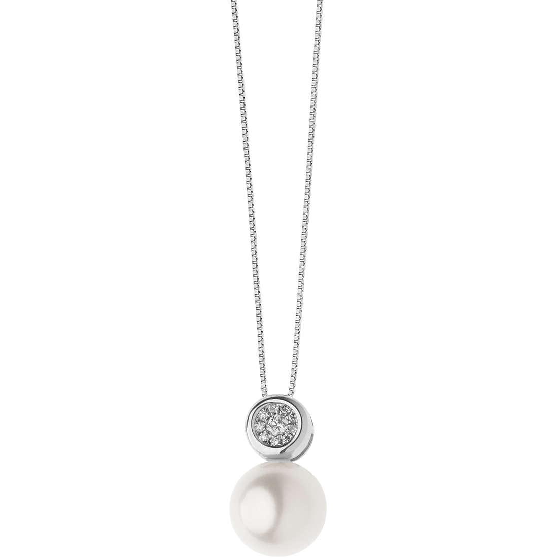 collana donna gioielli Comete Fantasie di perle GLP 513