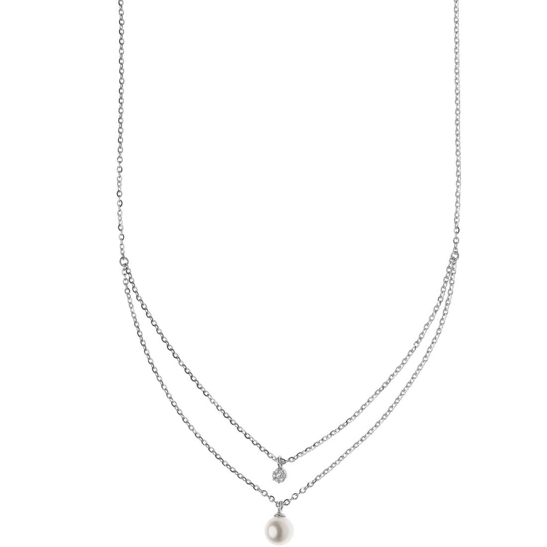 collana donna gioielli Comete Fantasie di perle GLP 517