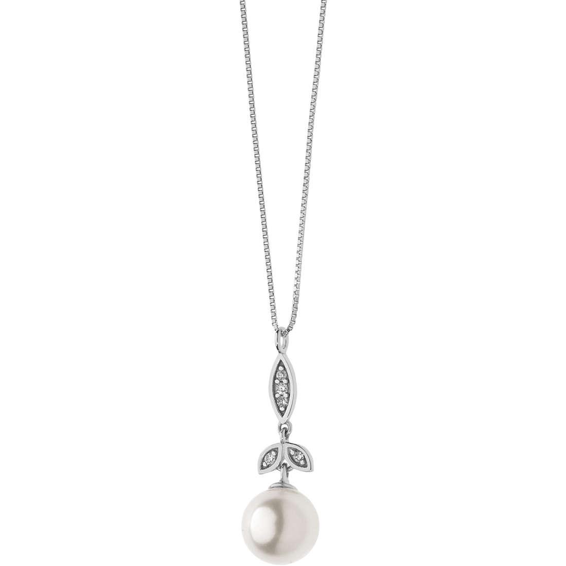 collana donna gioielli Comete Fantasie di perle GLP 522