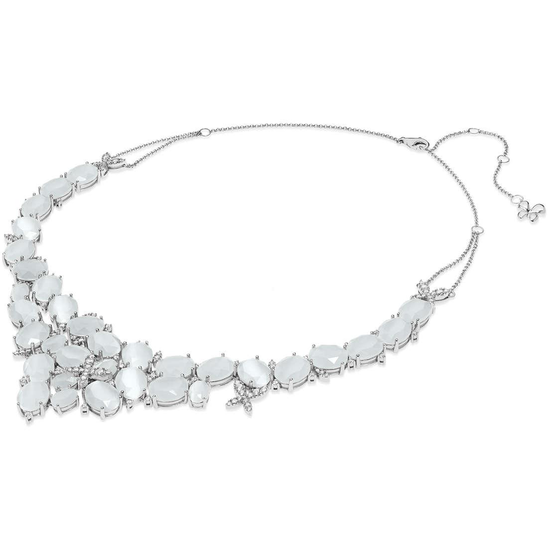 collana donna gioielli Comete Farfalle GLA 141
