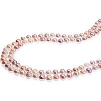 collana donna gioielli Comete Fili primavera FBQ 112