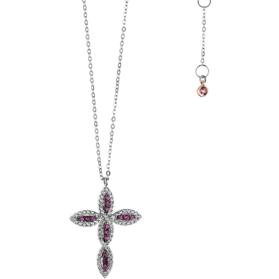 collana donna gioielli Comete GLB 1004
