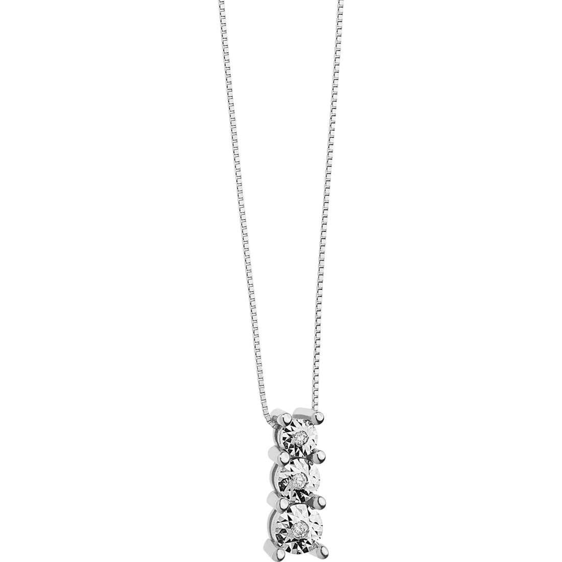 collana donna gioielli Comete GLB 1208