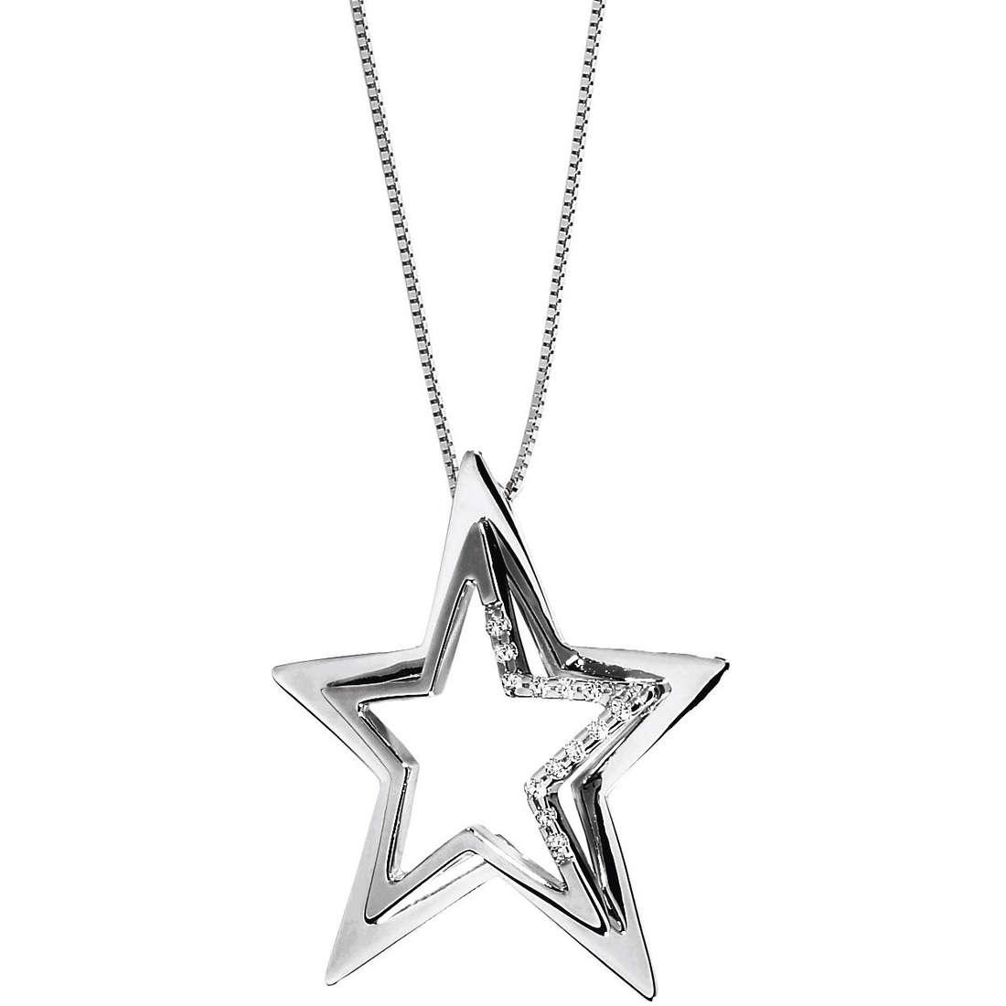 collana donna gioielli Comete GLB 391