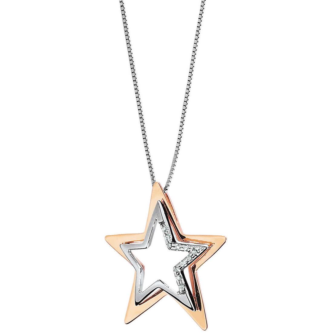 collana donna gioielli Comete GLB 394