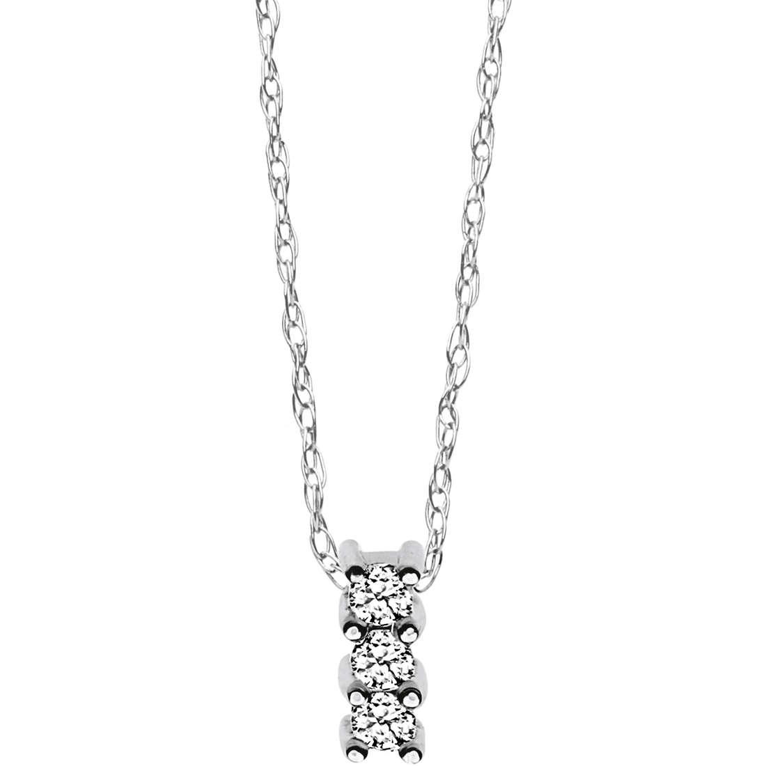 collana donna gioielli Comete GLB 897