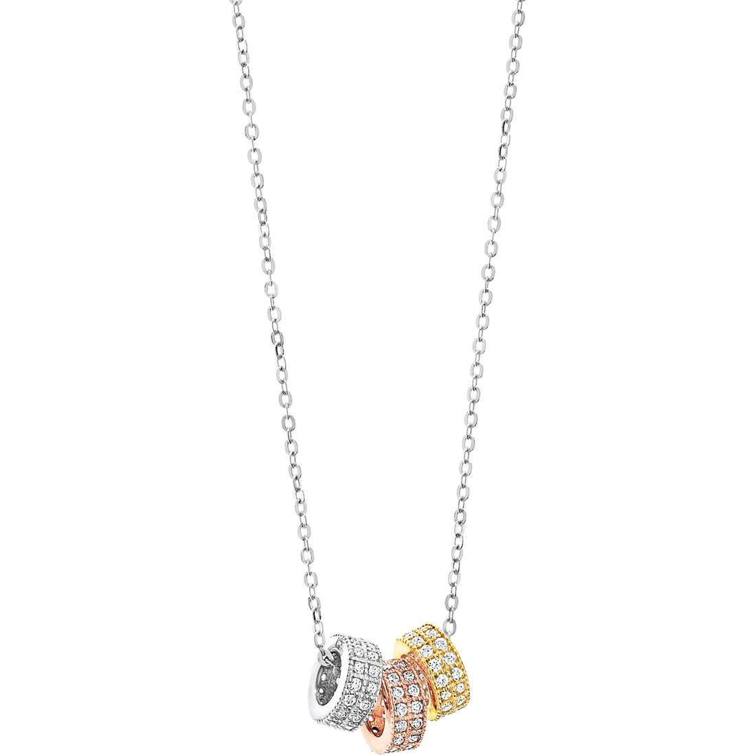 collana donna gioielli Comete GLB 917