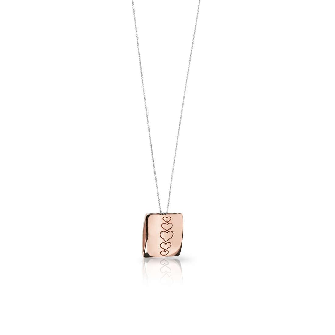 collana donna gioielli Comete Happy GLB 1190
