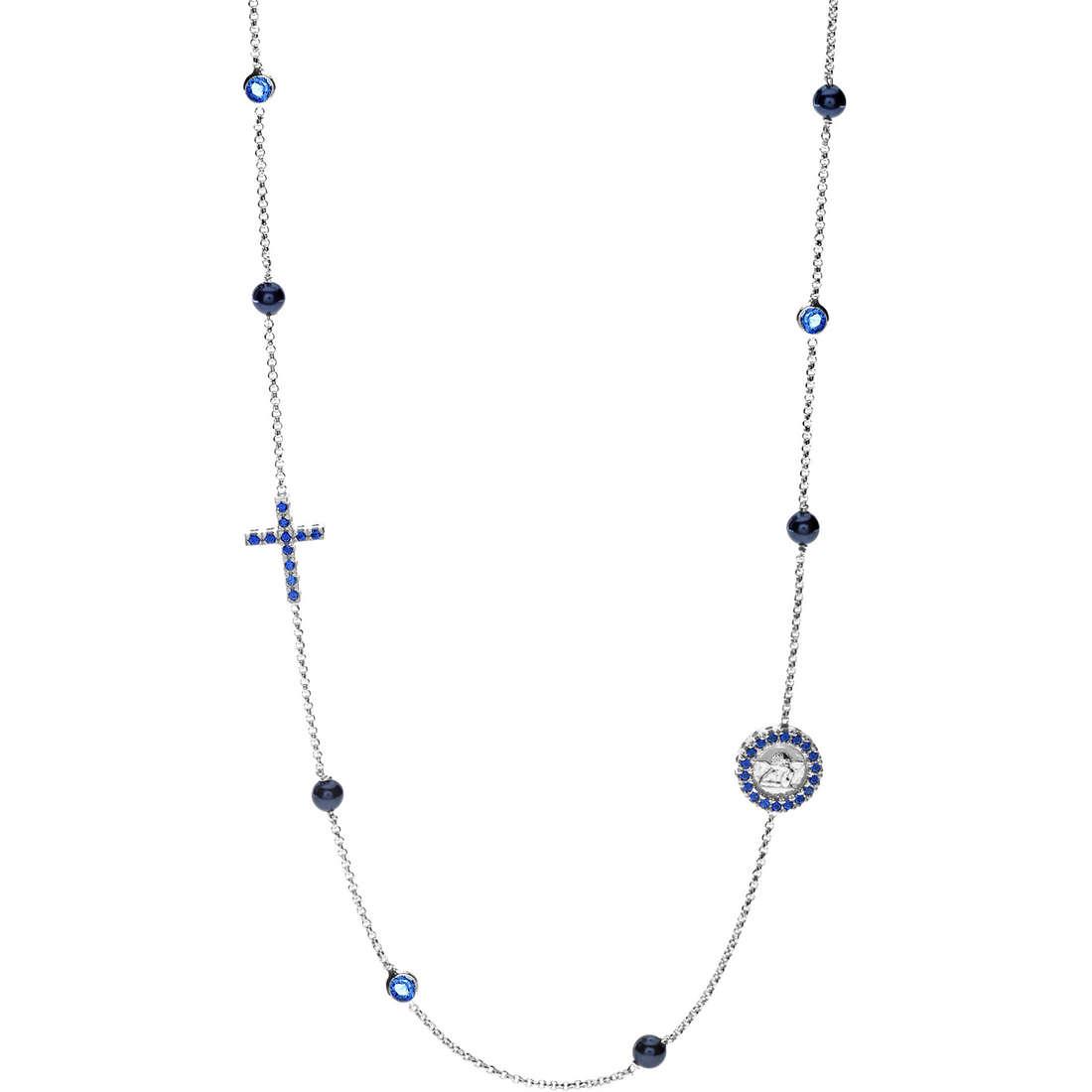 collana donna gioielli Comete Holy GLA 124