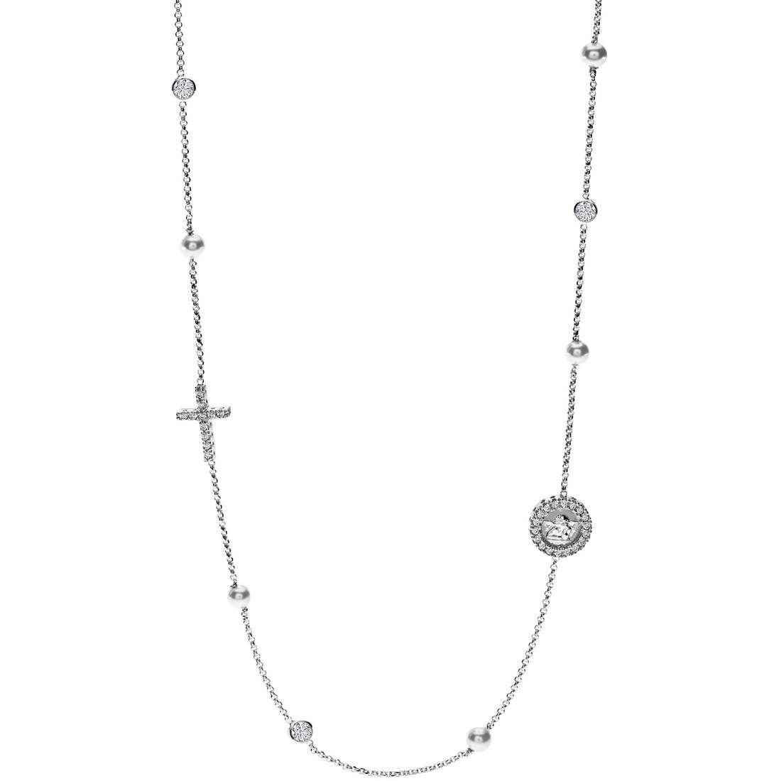 collana donna gioielli Comete Holy GLA 126